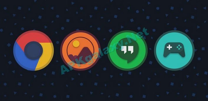 Rovo Icon Pack Apk