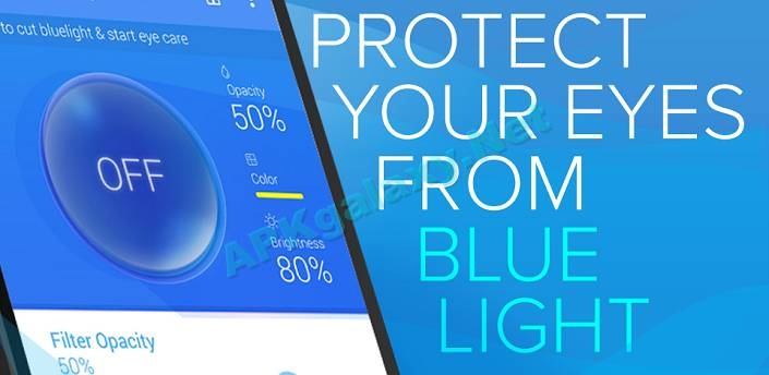 Blue Light Filter Pro Apk
