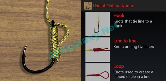 Useful Fishing Knots Pro Apk