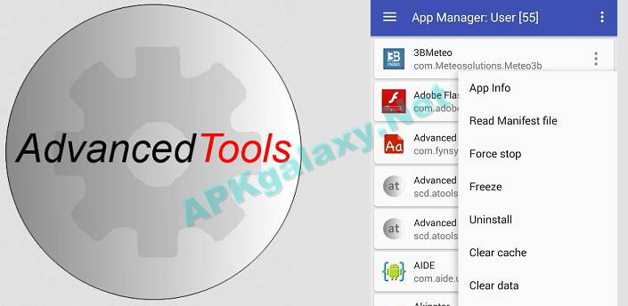 Advanced Tools Pro Apk