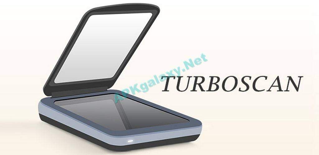 TurboScan document scanner