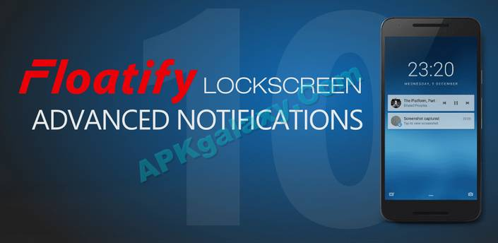 Floatify Lockscreen Apk
