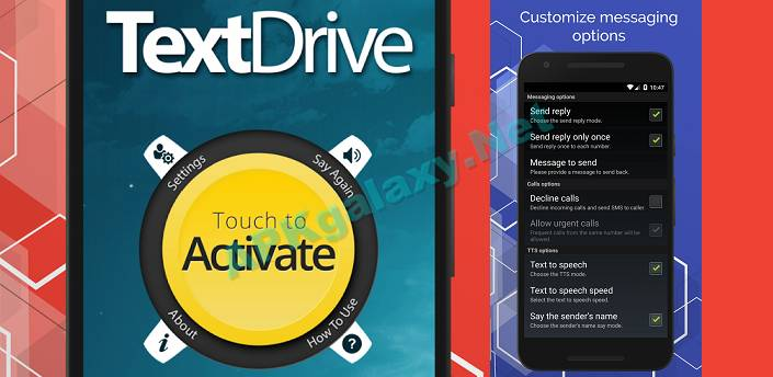 No Texting While Driving Pro Apk