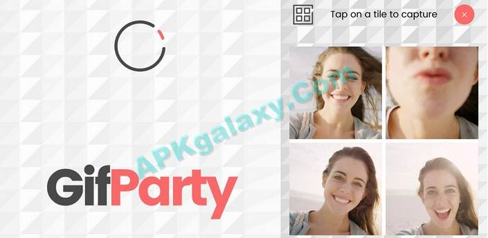 GIF PartyPro – GIF Video Booth Apk
