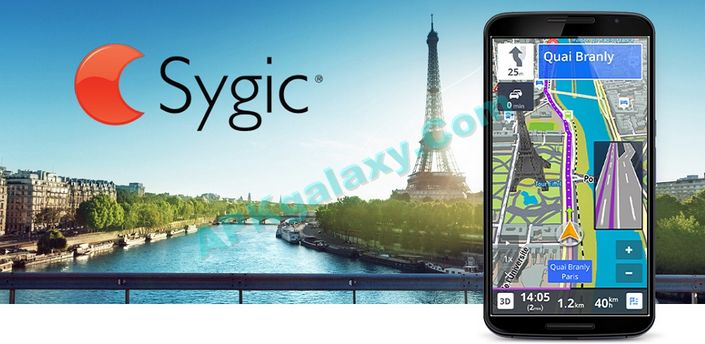 GPS Navigation & Maps Sygic Apk