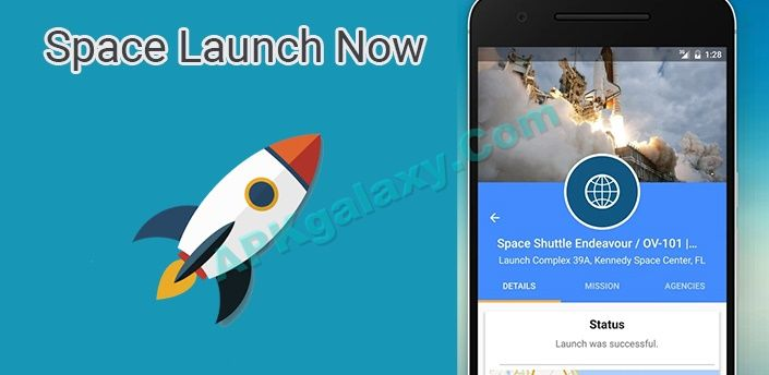 Space Launch Now Pro Apk