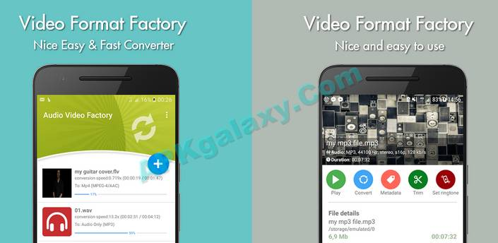 Video Format Factory Apk