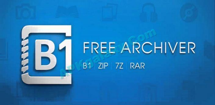 B1 File Manager and Archiver Pro Apk