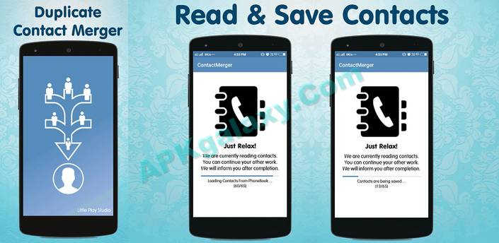Duplicate Contact Merger Pro Apk