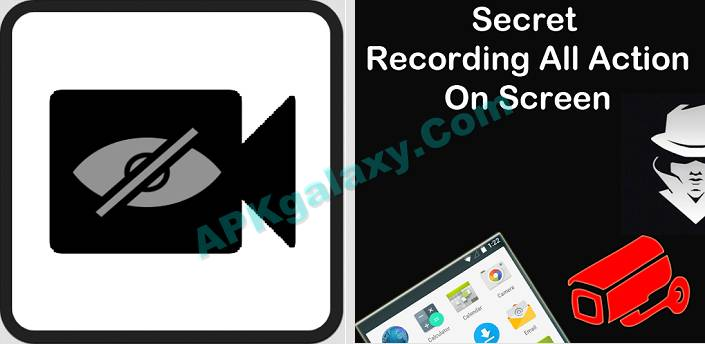 Hidden Screen Recorder PRO Apk