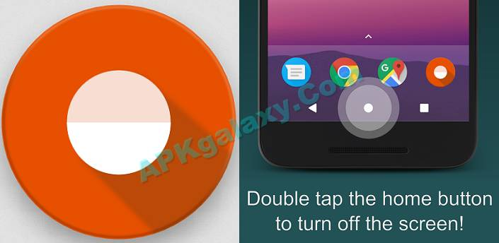 doubleHome – Turn Screen Off Pro Apk