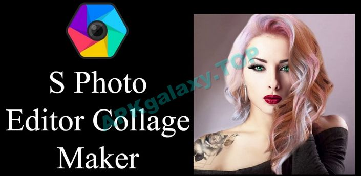 S Photo Editor – Collage Maker Apk