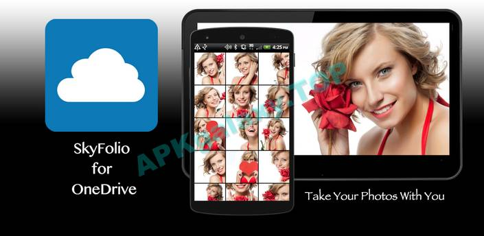 SkyFolio for OneDrive Photos Apk