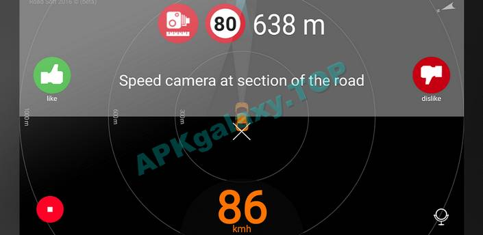 Speed Camera Radar PRO Apk