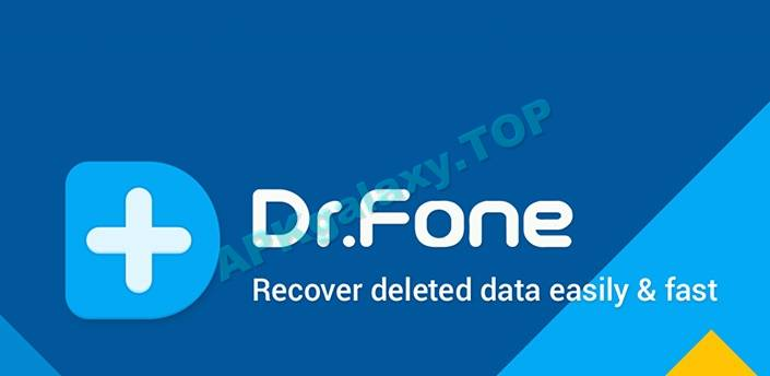 dr.fone – Recover deleted data Apk