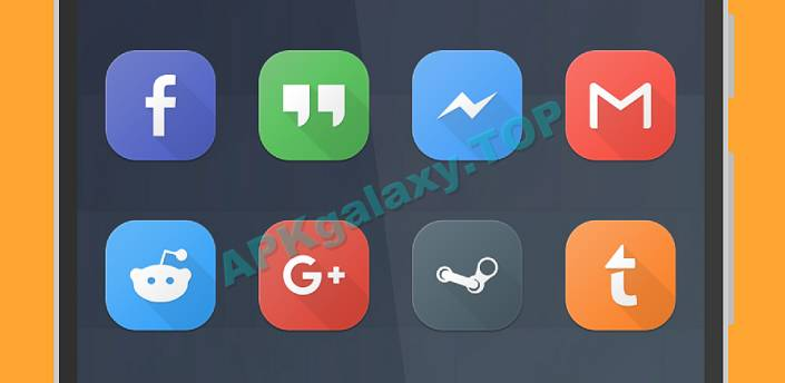 Toca UI – Icon Pack Apk