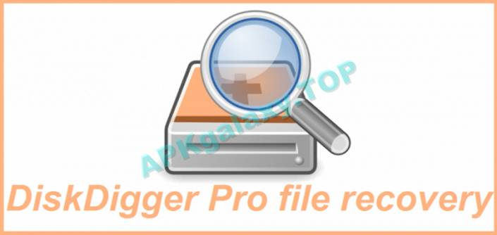 DiskDigger Pro file recovery Apk