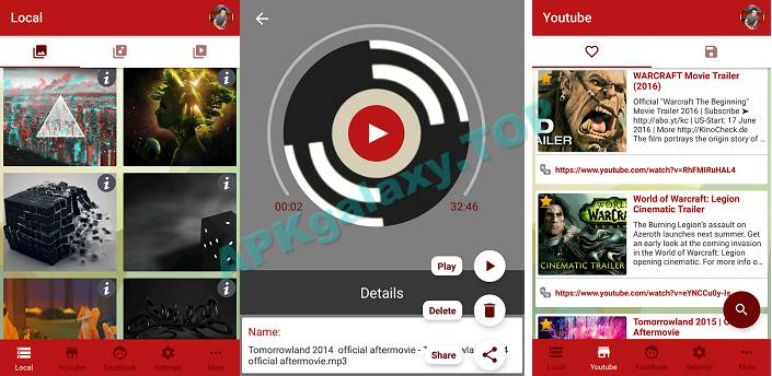 PlayBox for YouTube Pro Apk