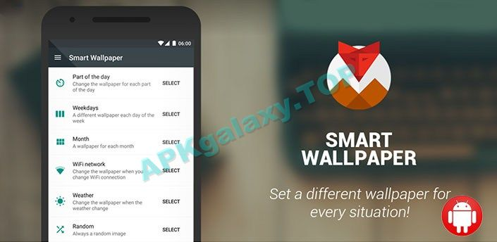 Smart Wallpaper Premium Apk