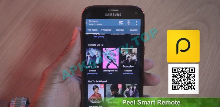 Peel Universal Smart TV Remote Control Apk
