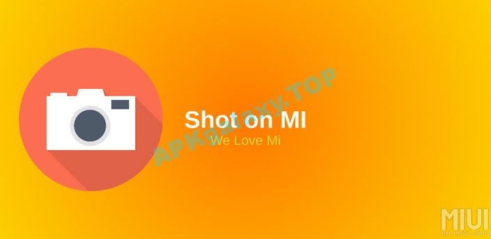 ShotOn for Mi (Gallery Photo) Apk