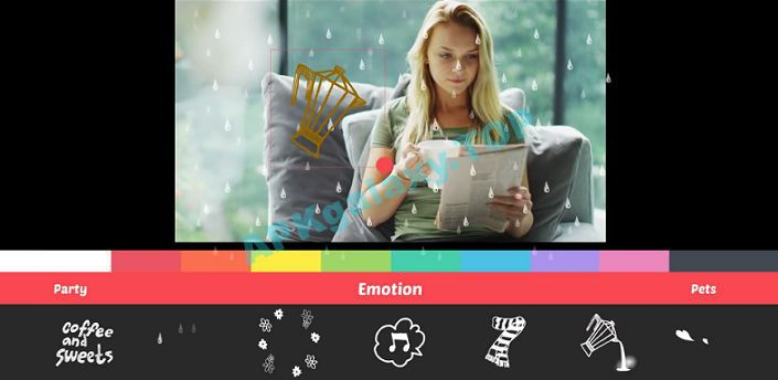 Vimo – Video Motion Sticker and Text Apk