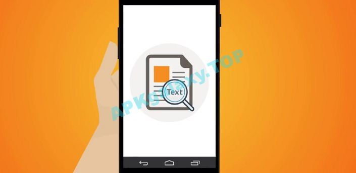 Image to Text OCR Scanner – PDF OCR – PDF to DOC Apk