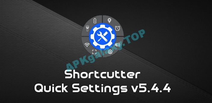 Shortcutter – Quick Settings Sidebar Shortcuts