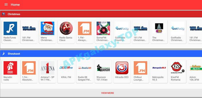 Internet Radio Player Apk