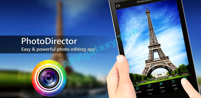 PhotoDirector Photo Editor App Premium Apk