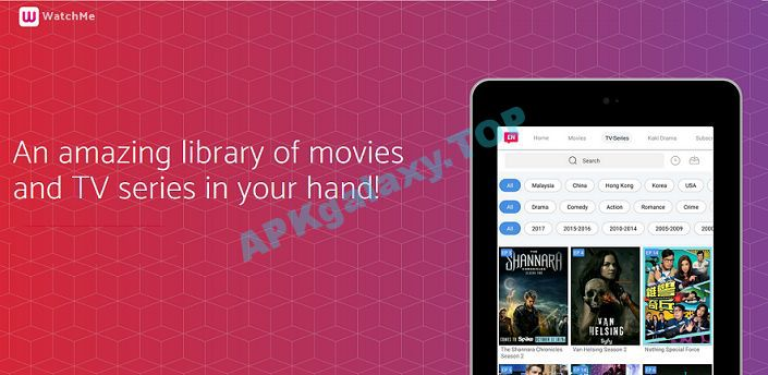WatchMe – Watch Anytime Anywhere Apk