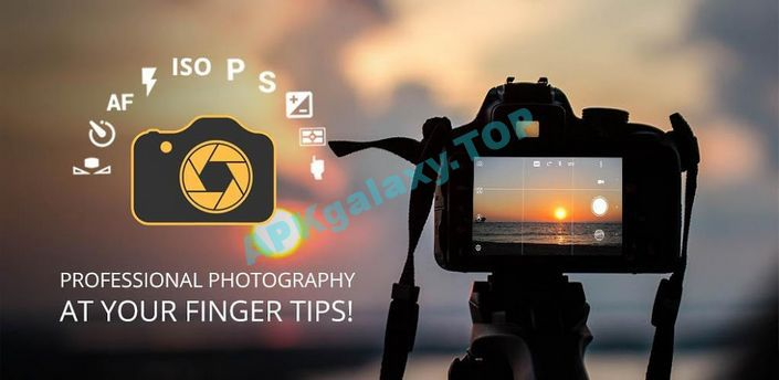 DSLR Camera Professional Manual Camera Apk