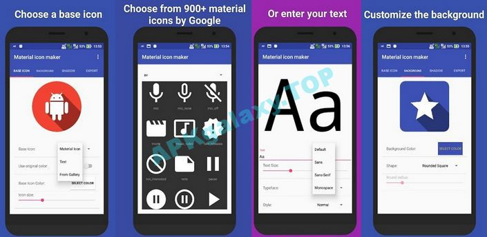Material Icon Maker Apk