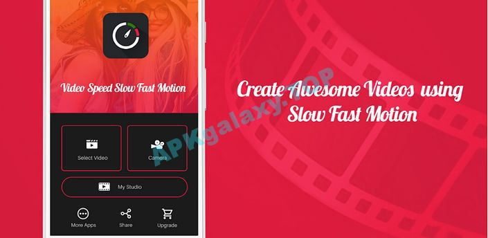 Video Speed Fast and Slow Motion Apk