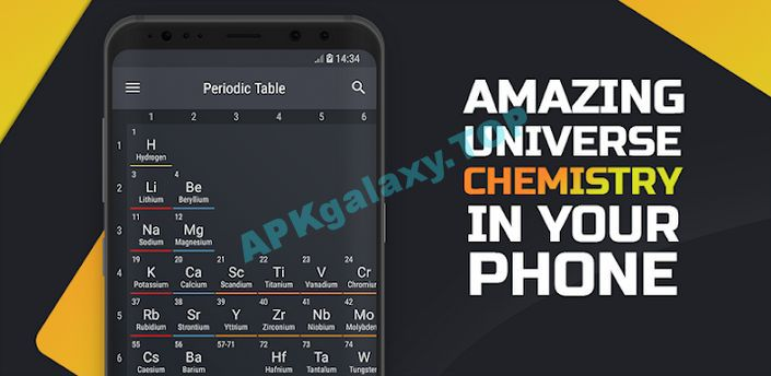 Periodic Table 2018 Pro Apk