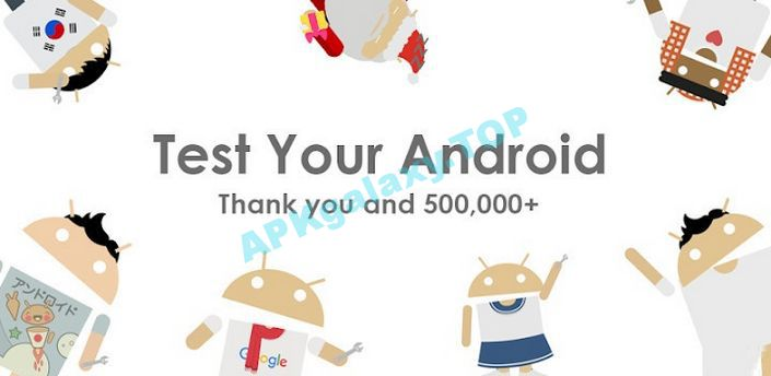 Test Your Android Apk