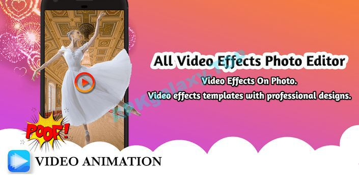 Video Effects Photo Editor Premium Apk
