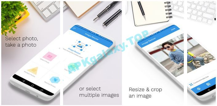 Image Resizer – Resize Pictures or Photos Apk