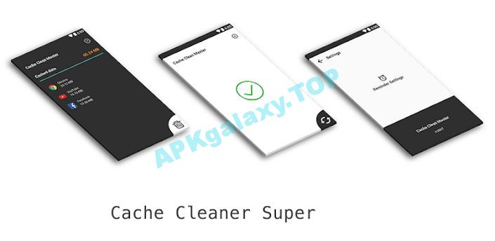 Cache Cleaner Super clear cache & optimize Apk
