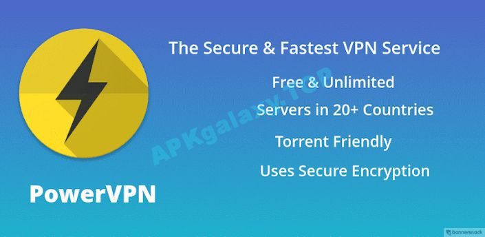 Power VPN Free VPN Apk