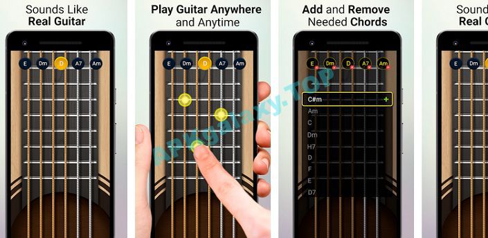 Acoustic Guitar Apk