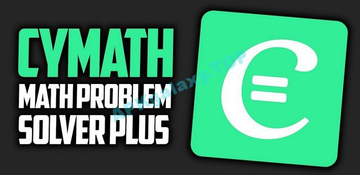 Cymath – Math Problem Solver Plus Apk
