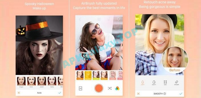 AirBrush Easy Photo Editor Apk