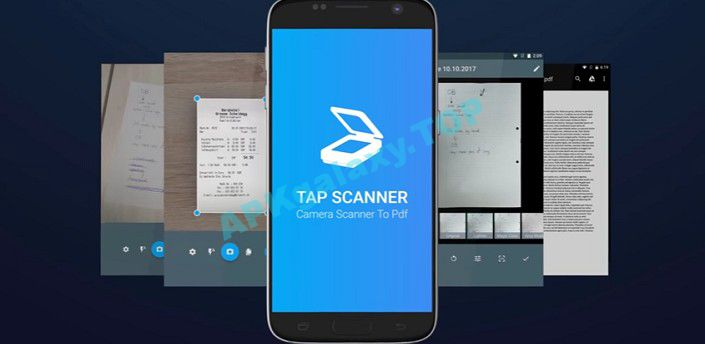 Camera Scanner To Pdf – TapScanner Apk