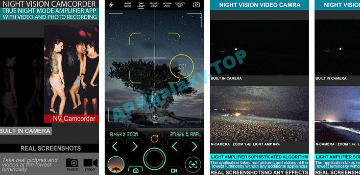 Night Vision Camera (Photo and Video) Apk