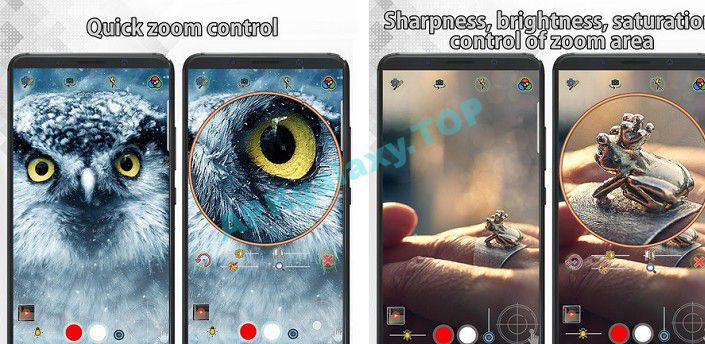 Magnifier v2 Pro – magnifying glass, reading glass Apk