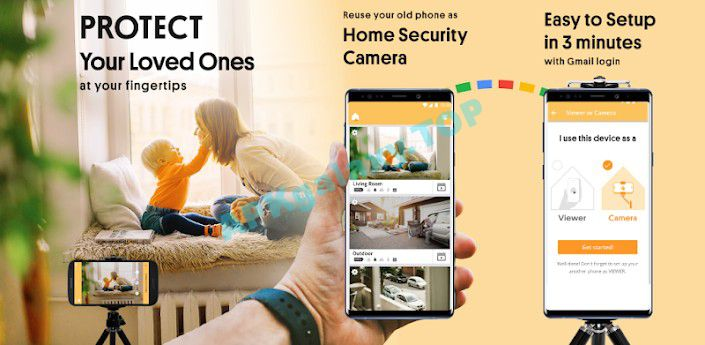 Alfred Home Security Camera Apk