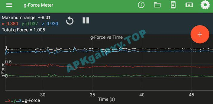 Physics Toolbox Sensor Suite Pro Apk