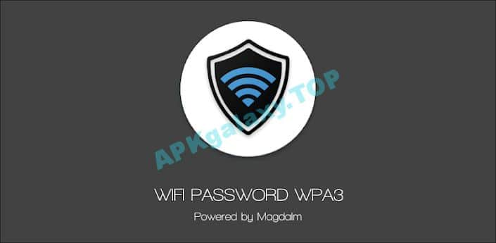 WIFI PASSWORD WPA3 Apk