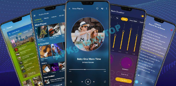 Music Player – MP3 Player Premium Apk